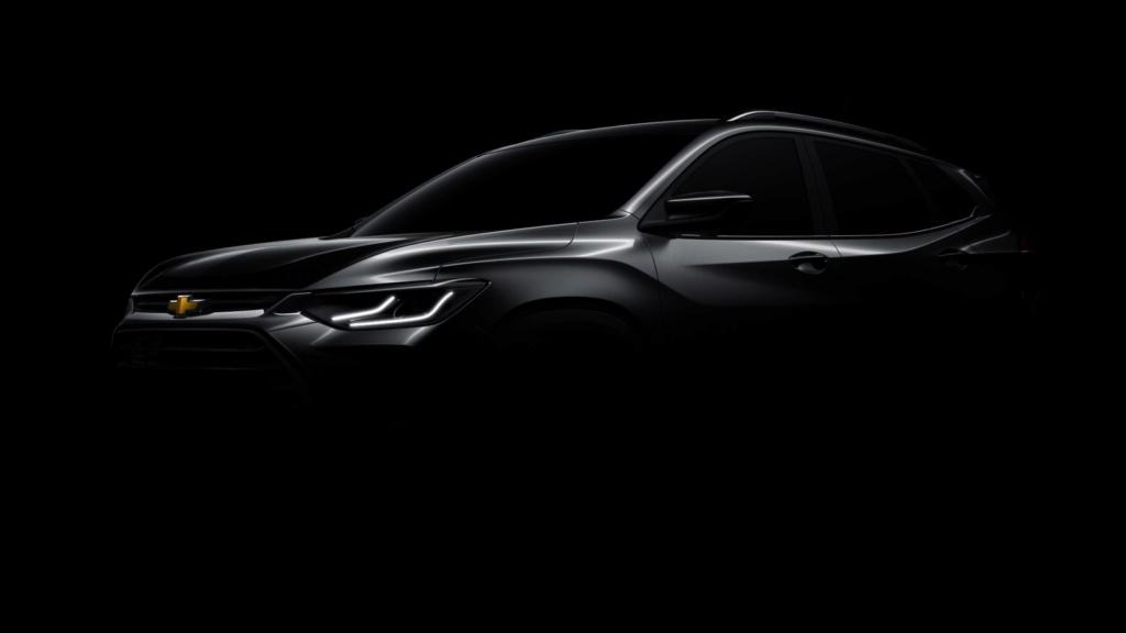Novos Chevrolet Tracker e Trailblazer serão revelados na China em abril Cuvgm12