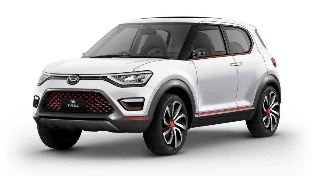 VW prepara sucessor do Gol e Toyota fará inédito SUV no Brasil Daihat10