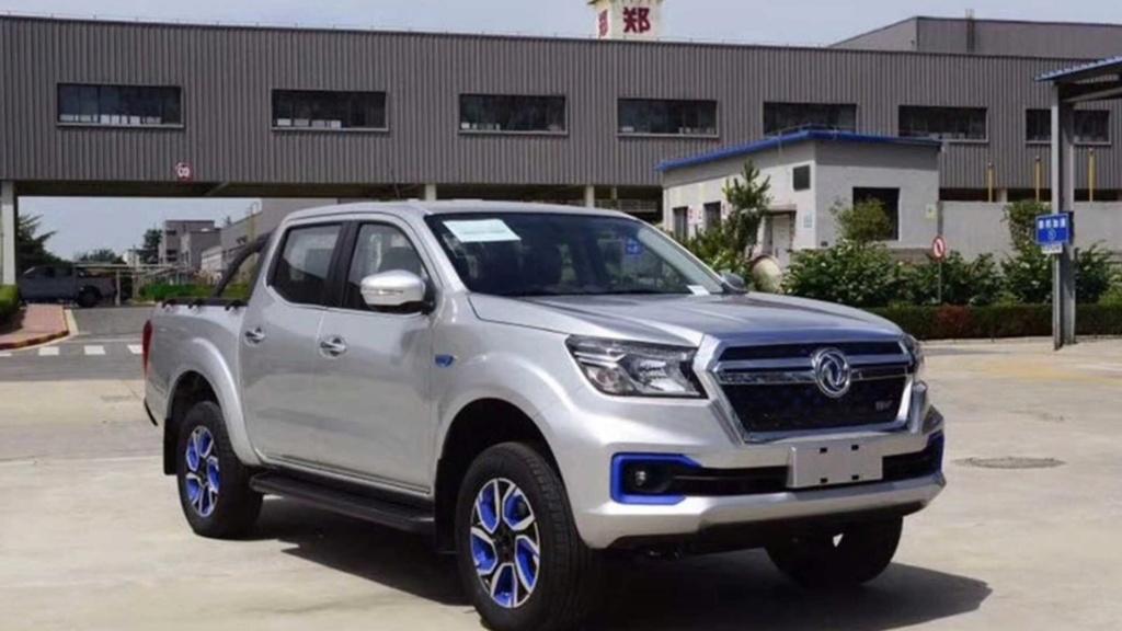 Nissan lança picape elétrica com 403 km de autonomia Dongfe11