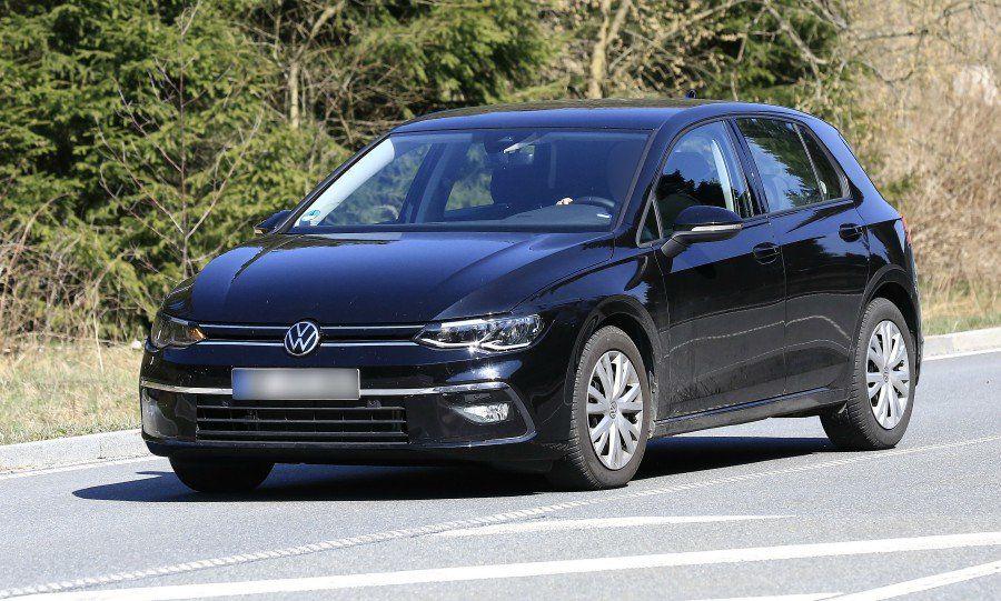 Novo VW Golf 2020 aparece em primeiro teaser Downlo11