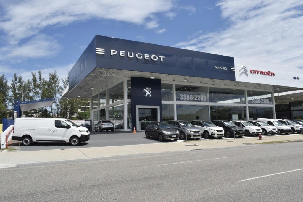 Peugeot e Citroën dobrarão número de lojas no Brasil; DS pode voltar, mas Opel está descartada Dsc02710
