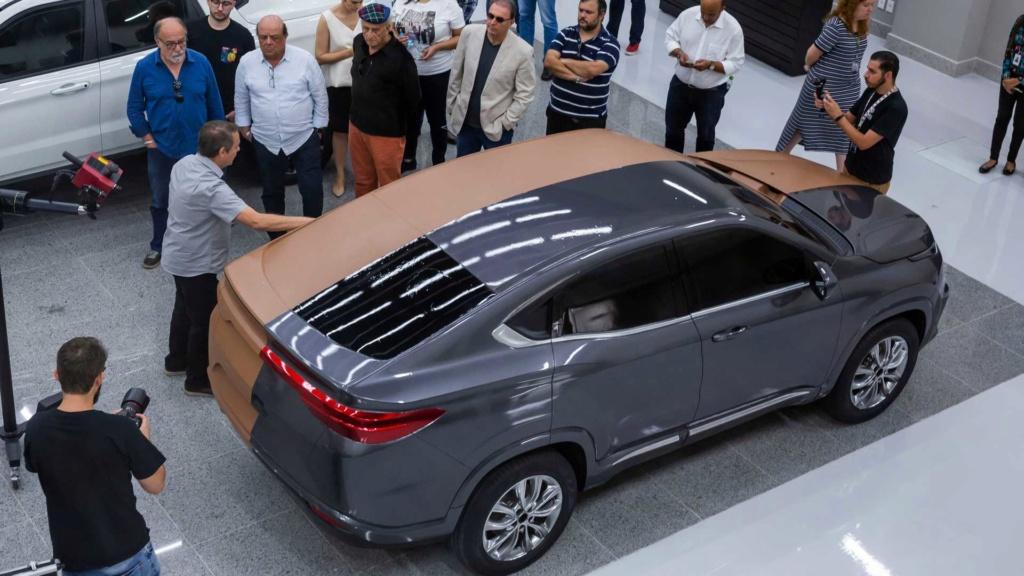 Fiat inaugura novo centro de design em Betim para atender Jeep e RAM Fca-de10