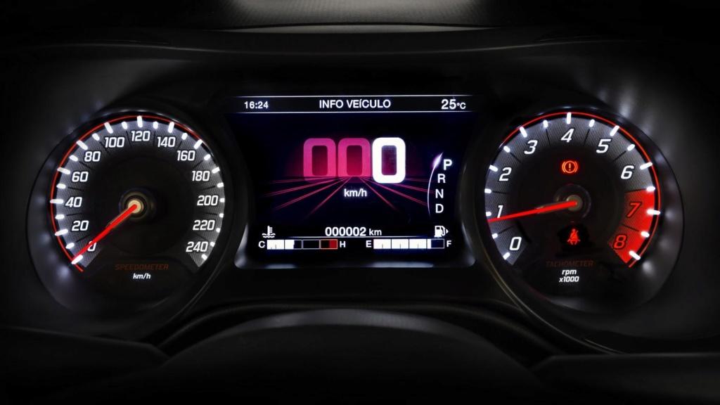 Fiat Argo com câmbio automático CVT só chega em 2020 Fiat-a42