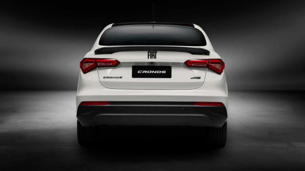 Fiat lança Cronos 2020 com versão esportivada HGT Fiat-c22