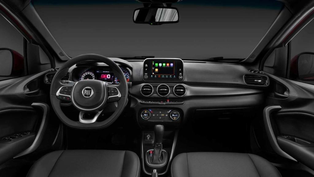 Fiat lança Cronos 2020 com versão esportivada HGT Fiat-c23