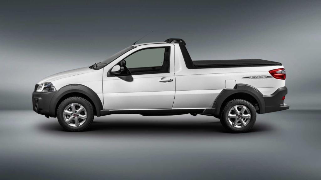 Picapes mais vendidas: Strada em alta e Toro em baixa em fevereiro Fiat-s17