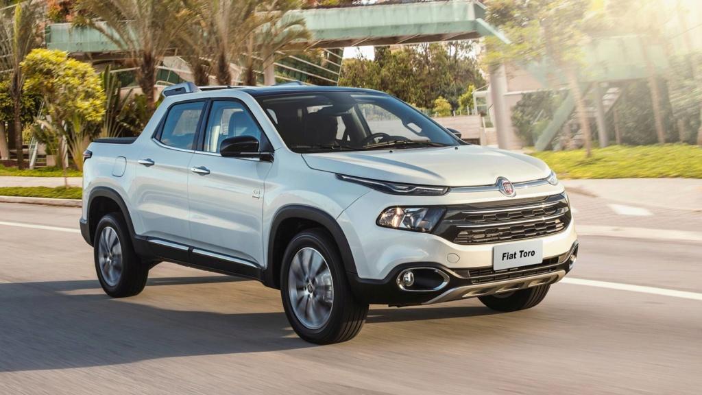 Vendas de picapes em março a Toro cresce mais de 40% Fiat-t16