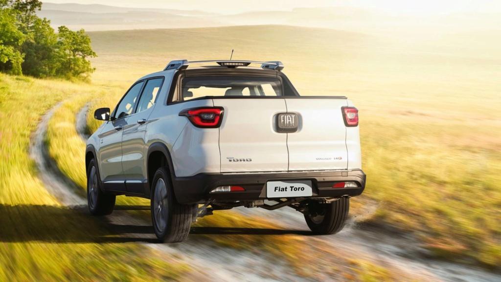 Vendas de picapes em março a Toro cresce mais de 40% Fiat-t23