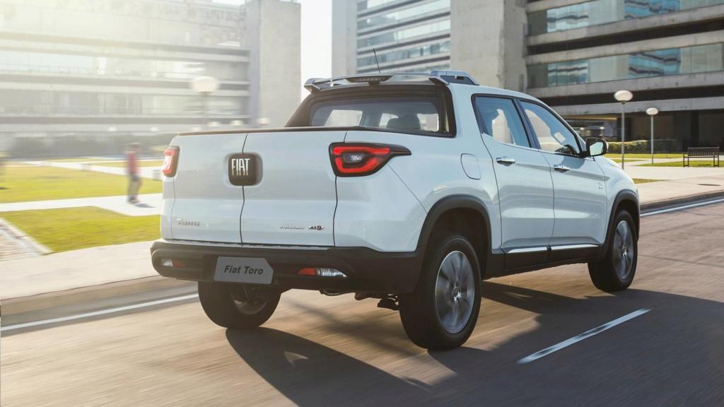 Vendas de picapes em março a Toro cresce mais de 40% Fiat-t26