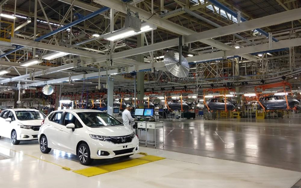 Honda diz que vai trazer modelos híbridos para o Brasil até 2023 Fit-it10
