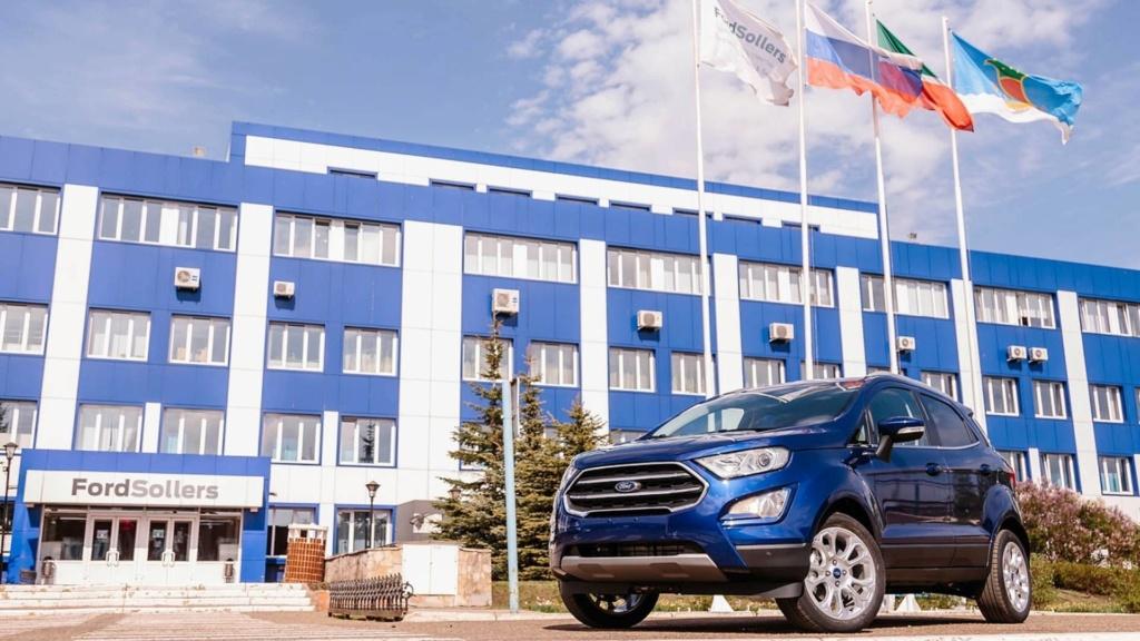 Ford deixará de produzir carros de passeio na Rússia Ford-e13