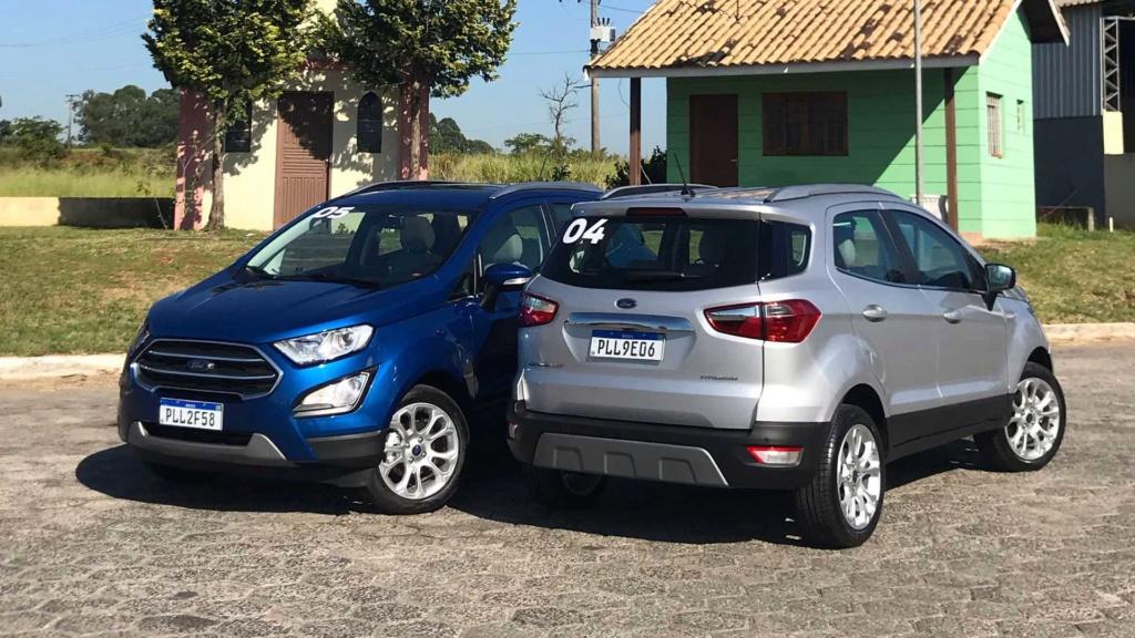 Ford confirma novo carro de entrada para o lugar de Fiesta e Focus Ford-e17