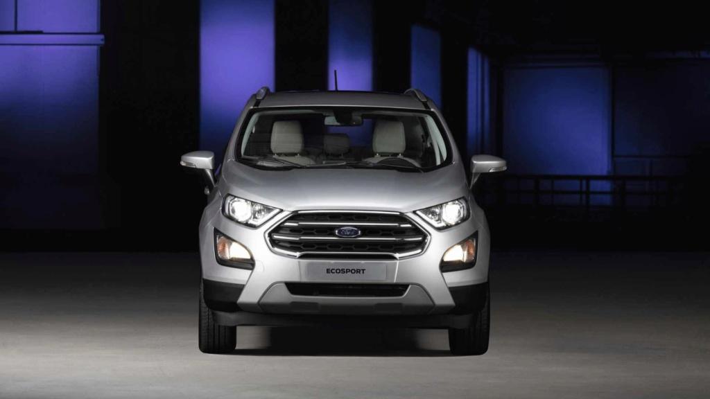 Ford confirma novo carro de entrada para o lugar de Fiesta e Focus Ford-e18
