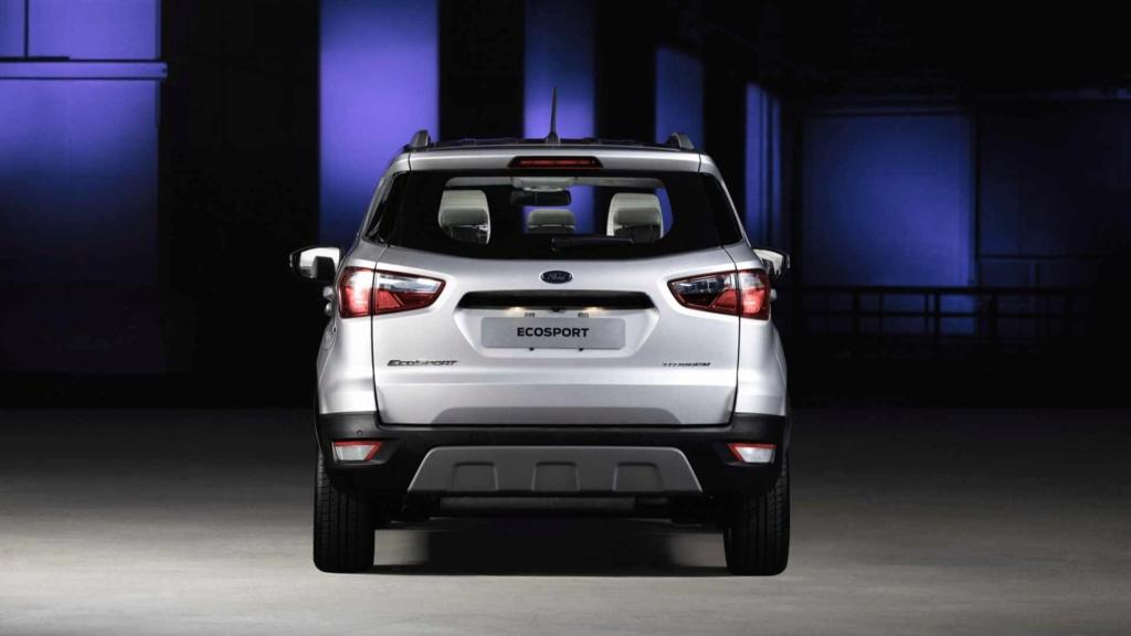 Ford confirma novo carro de entrada para o lugar de Fiesta e Focus Ford-e23
