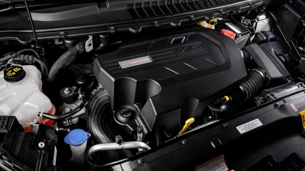 Ford Edge ST começa a mostrar a nova cara da marca Ford-e27