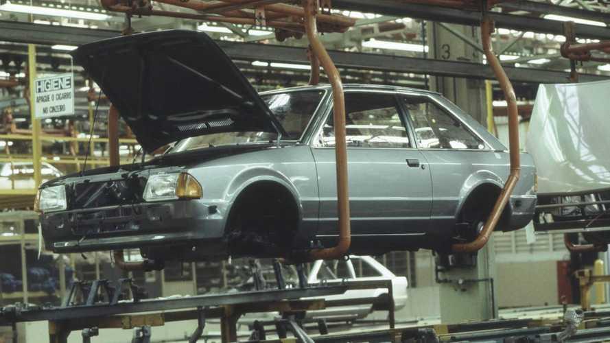 História: fábrica da Ford em SBC já produziu Jeep, Renault, VW e até Chrysler Ford-e44