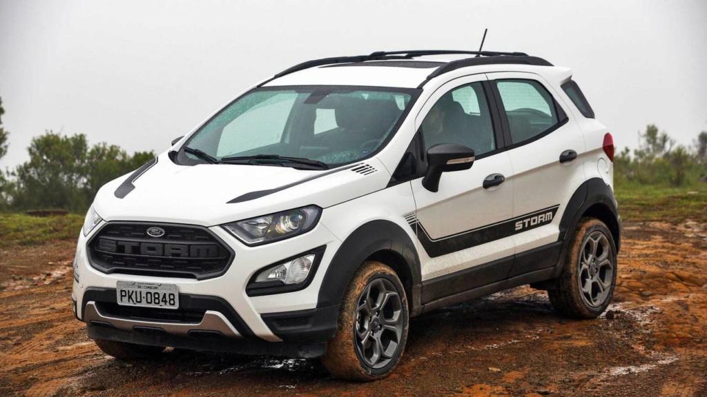 Ford oferece Ka e EcoSport com bônus de até R$ 8 mil na Black Friday Ford-e48