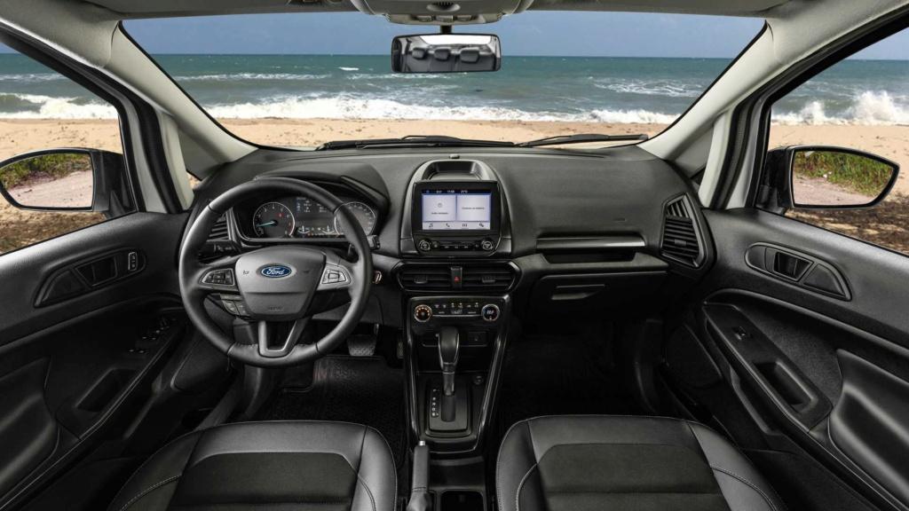 Ford EcoSport volta a ficar mais caro com reajustes de até R$ 3.850 Ford-e54