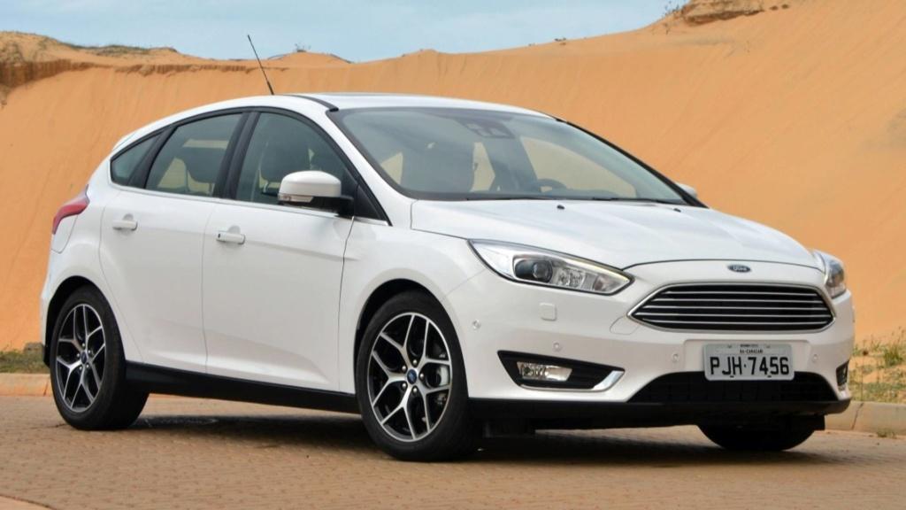 O fim melancólico do Focus  nas vendas de hatches premium em março Ford-f13