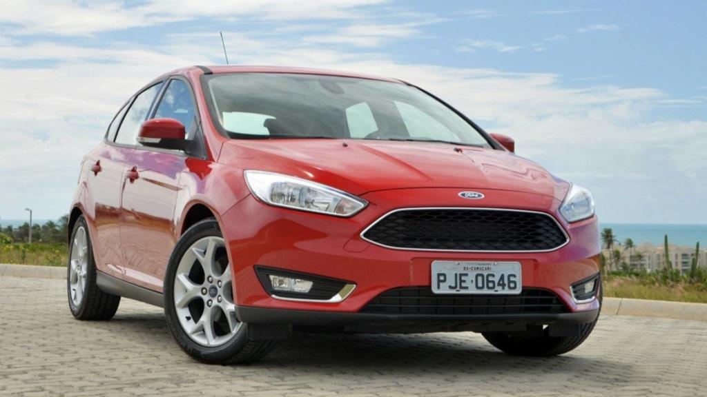O fim melancólico do Focus  nas vendas de hatches premium em março Ford-f14