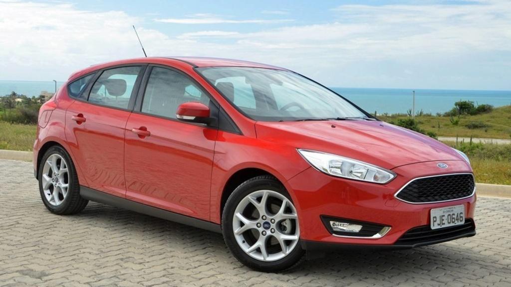 O fim melancólico do Focus  nas vendas de hatches premium em março Ford-f15