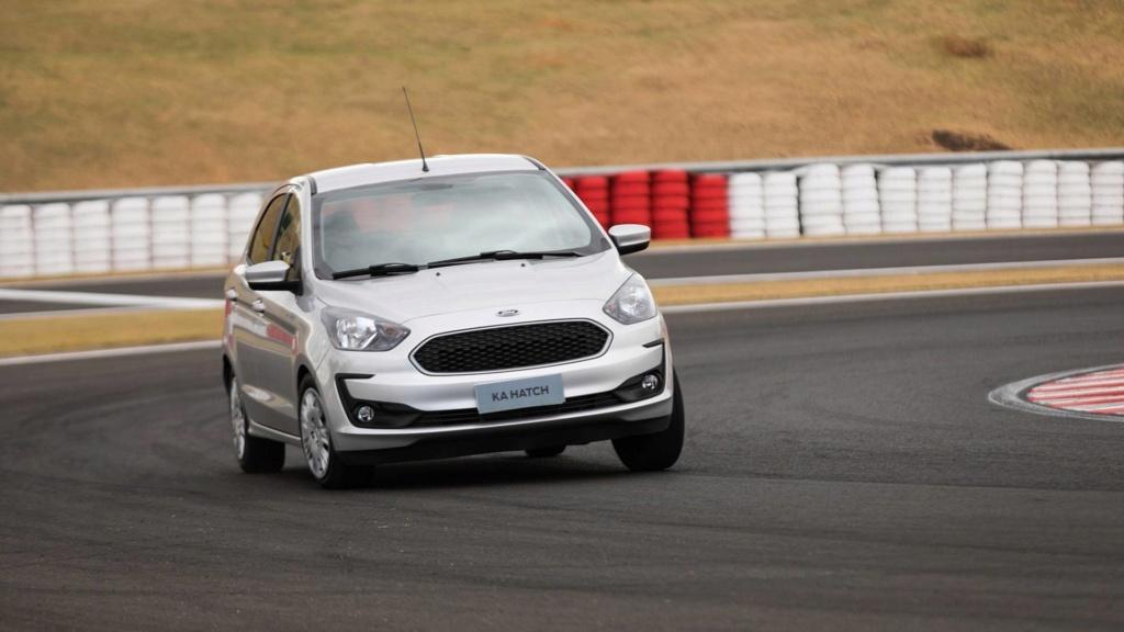 Ford oferece Ka e EcoSport com bônus de até R$ 8 mil na Black Friday Ford-k13