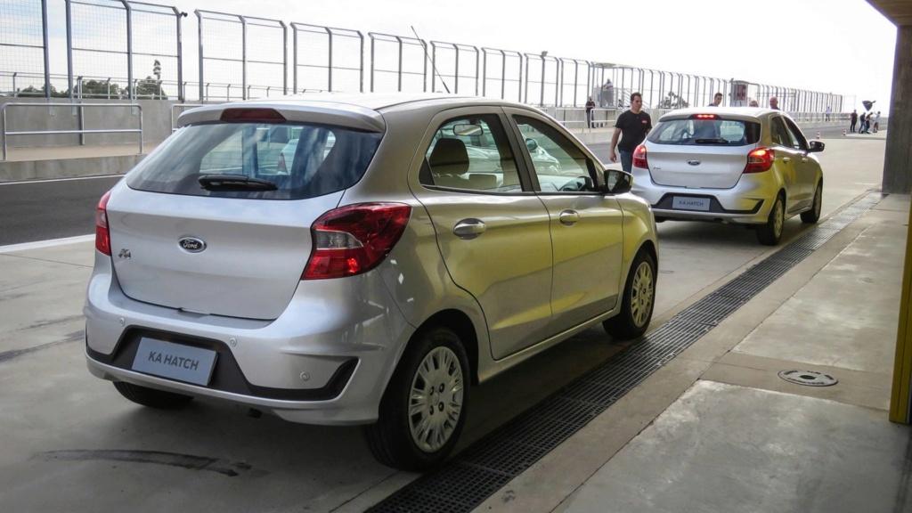Ford oferece Ka e EcoSport com bônus de até R$ 8 mil na Black Friday Ford-k14