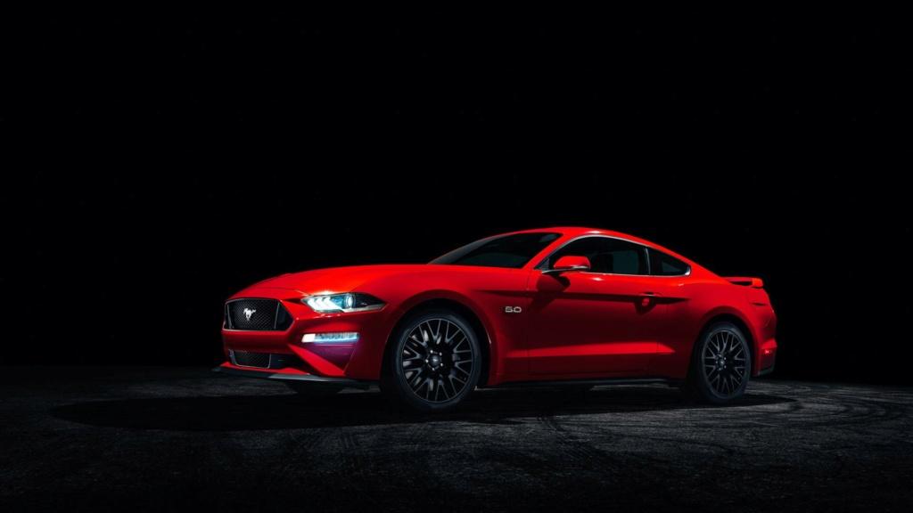 Mustang é o esportivo mais vendido do mundo pela quarta vez Ford-m11
