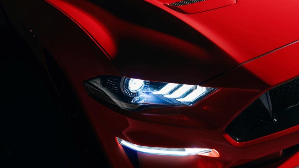 Mustang é o esportivo mais vendido do mundo pela quarta vez Ford-m14