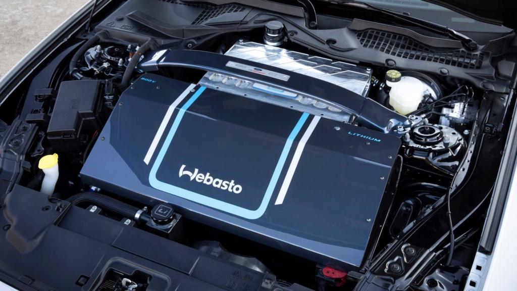 Ford Mustang Lithium troca motor V8 por elétrico de 900 cv Ford-m18