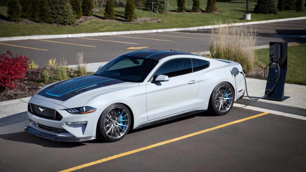 """Ford Mustang elétrico é """"questão de tempo"""", diz engenheiro-chefe Ford-m23"""