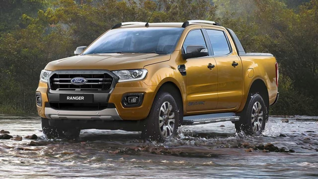 Segredo: Ford registra nova Ranger 2020 no Brasil Ford-r10