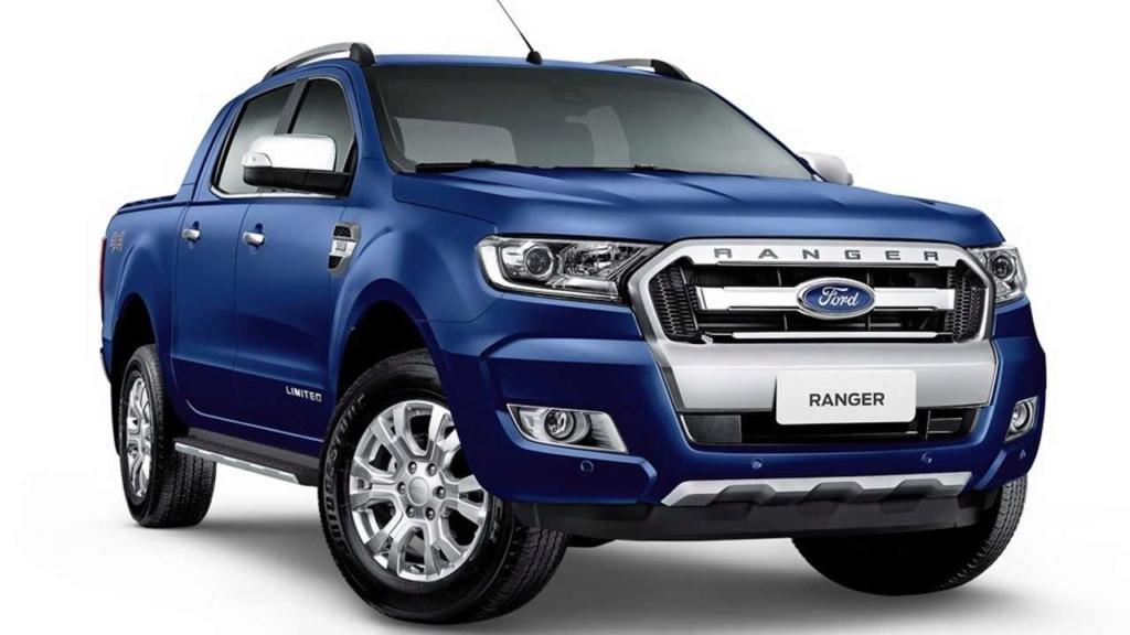 Segredo: Ford registra nova Ranger 2020 no Brasil Ford-r11