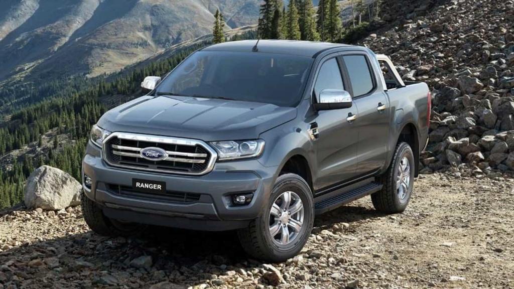 Segredo: Ford registra nova Ranger 2020 no Brasil Ford-r12