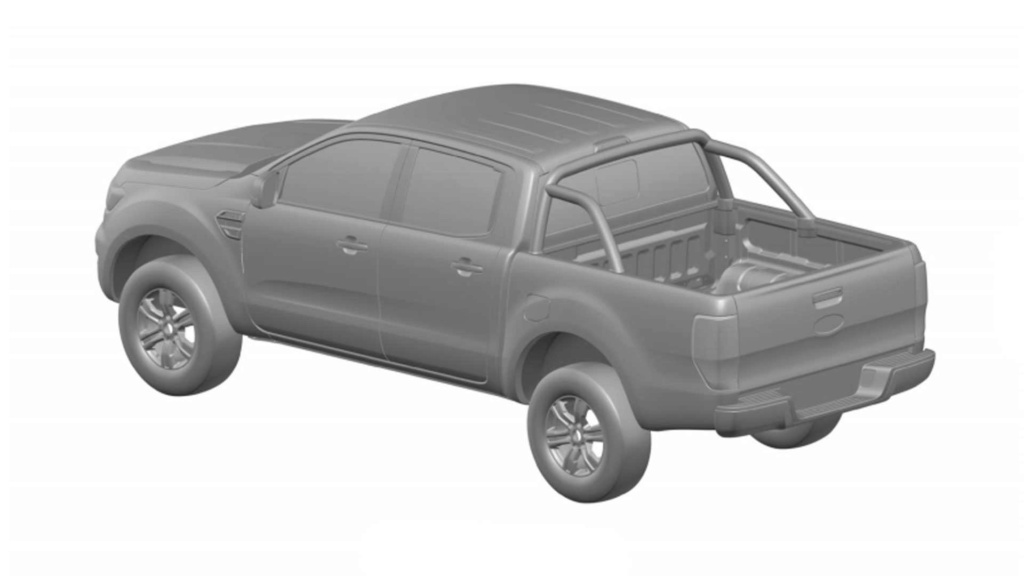 Segredo: Ford registra nova Ranger 2020 no Brasil Ford-r13
