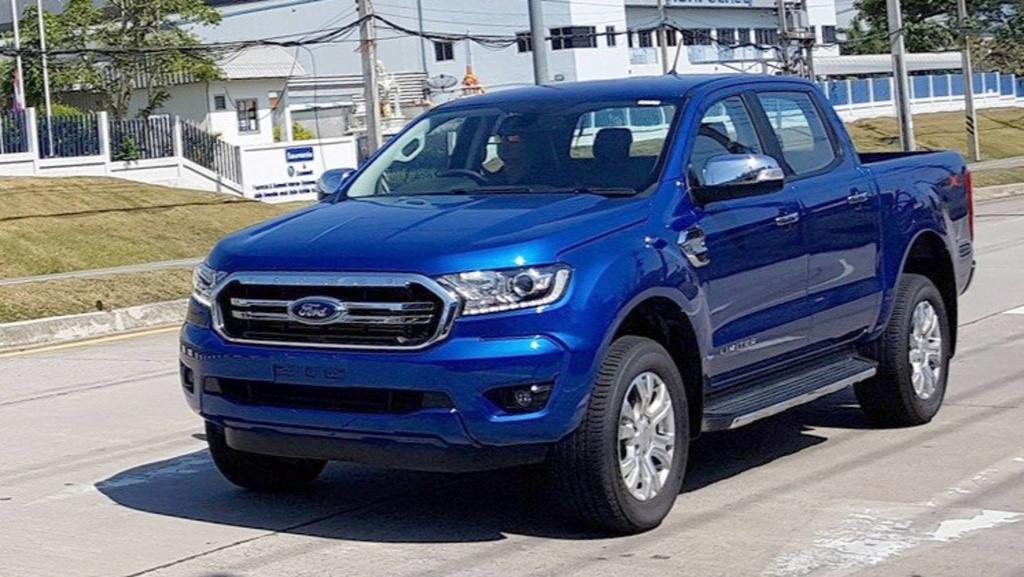Segredo: Ford registra nova Ranger 2020 no Brasil Ford-r16