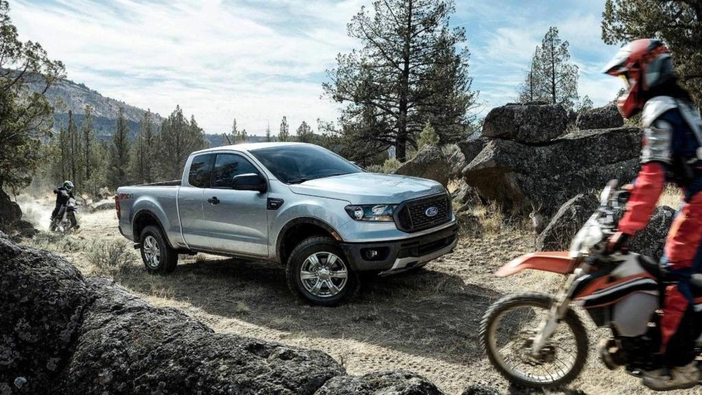 Ford dá desconto na Ranger para quem tem picape da concorrência Ford-r23