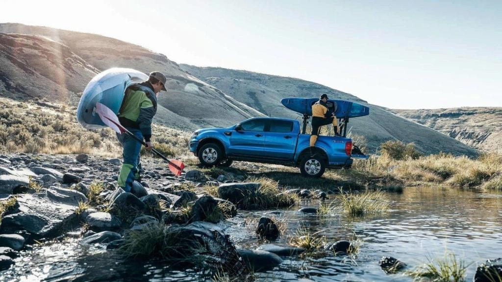 Ford dá desconto na Ranger para quem tem picape da concorrência Ford-r25