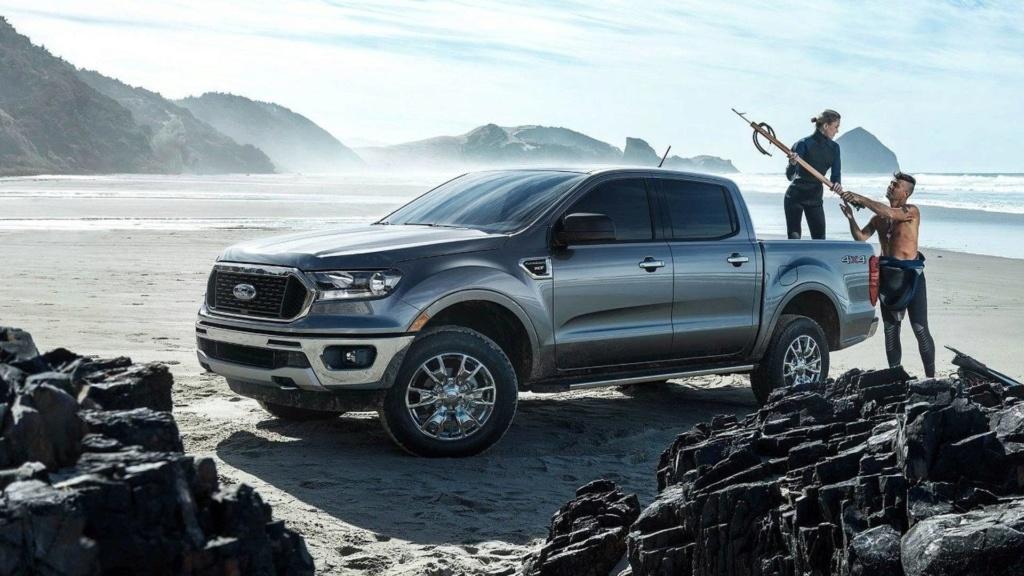 Ford dá desconto na Ranger para quem tem picape da concorrência Ford-r27