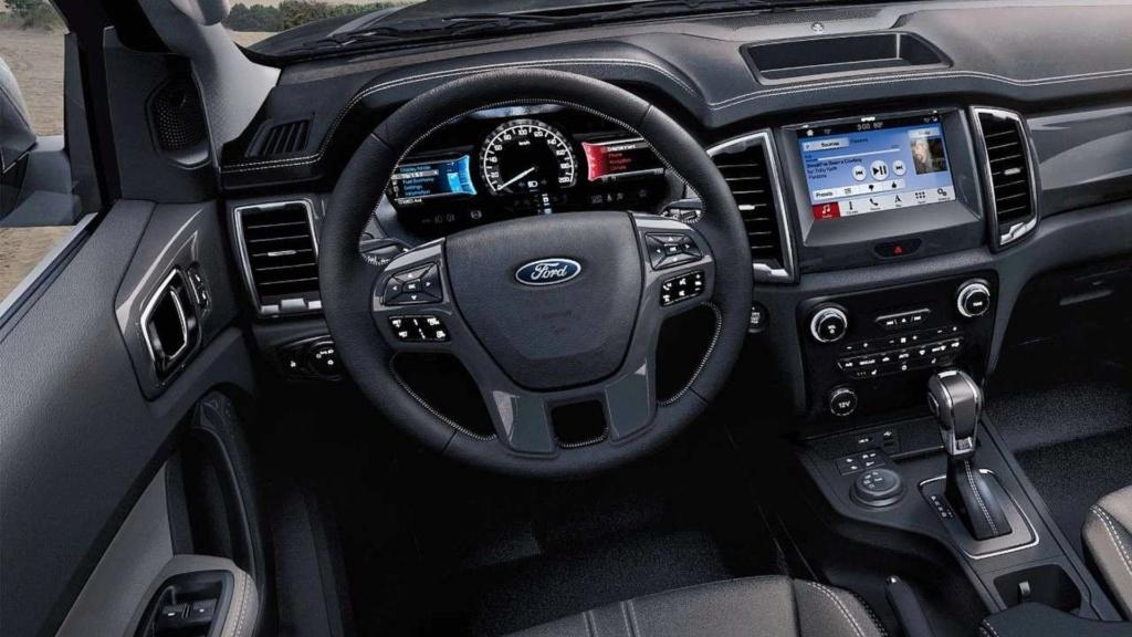 Ford dá desconto na Ranger para quem tem picape da concorrência Ford-r28