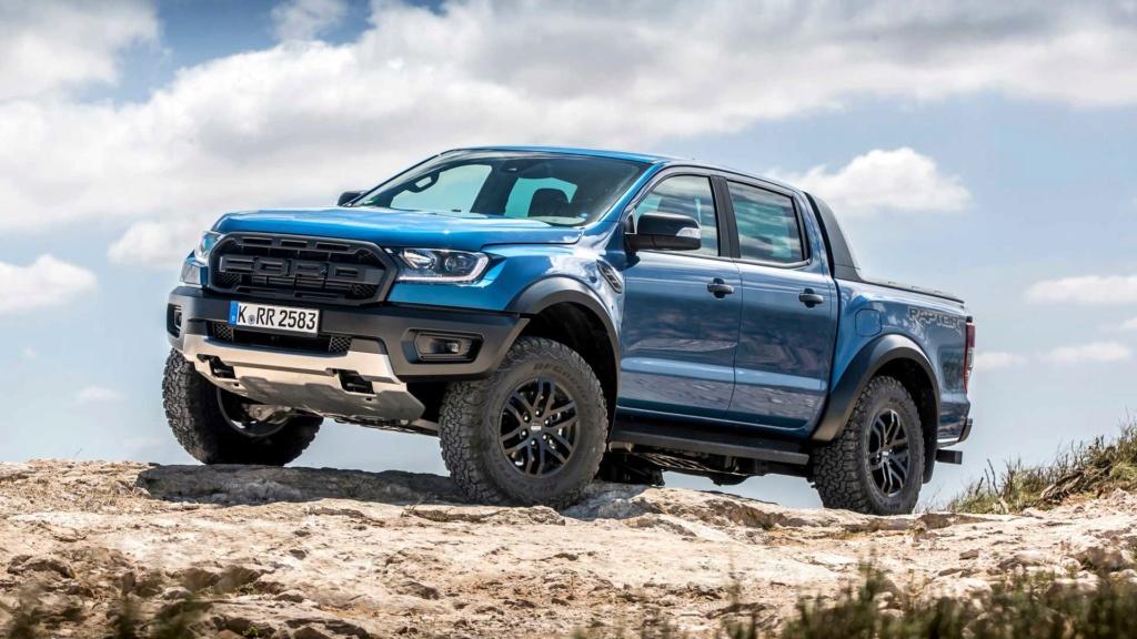 Ford Ranger Raptor é a versão que a gente quer Ford-r35