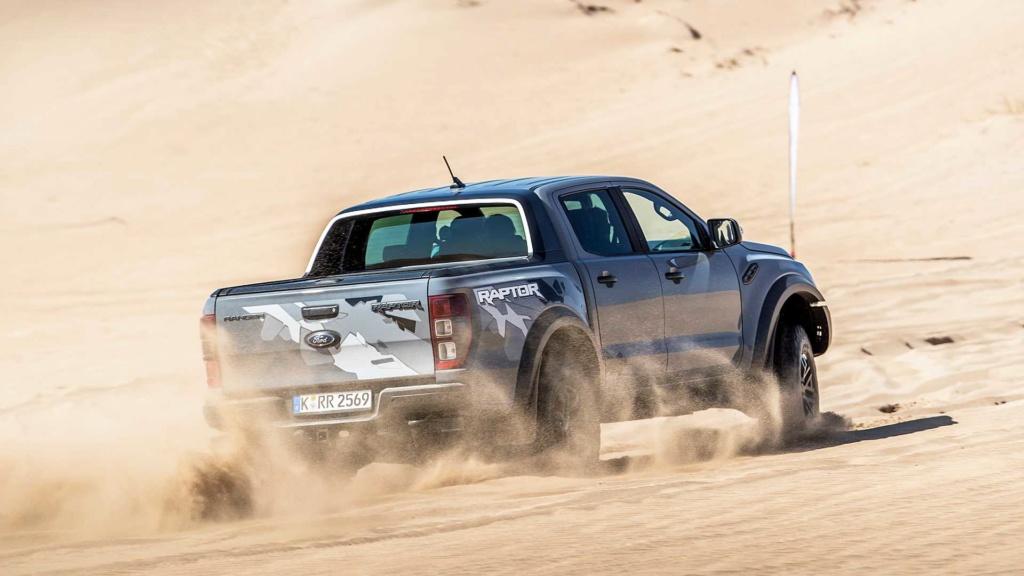 Ford Ranger Raptor é a versão que a gente quer Ford-r36