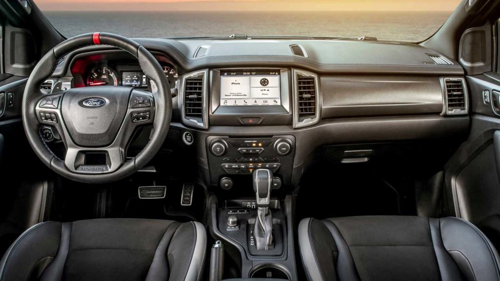 Ford Ranger Raptor é a versão que a gente quer Ford-r38