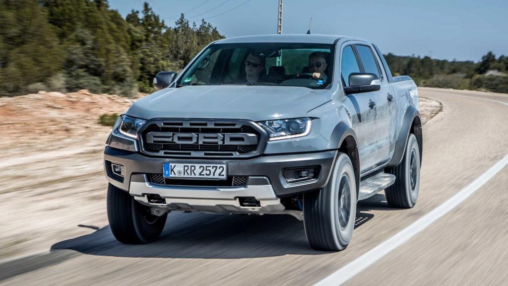 Ford Ranger Raptor é a versão que a gente quer Ford-r39