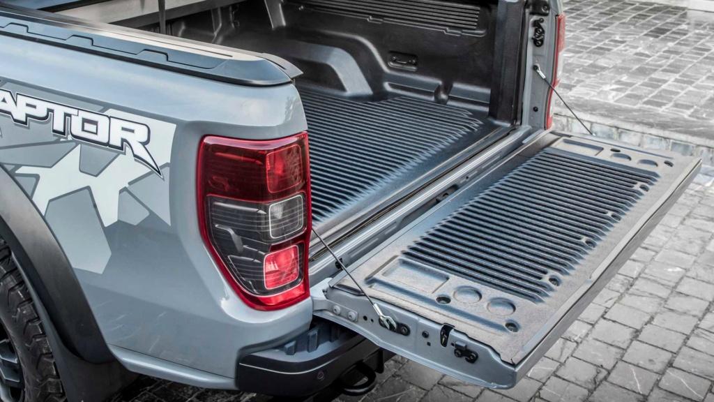 Ford Ranger Raptor é a versão que a gente quer Ford-r40