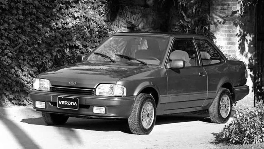 História: fábrica da Ford em SBC já produziu Jeep, Renault, VW e até Chrysler Ford-v10
