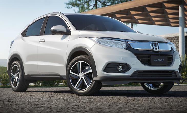Promoção do Honda HR-V tem bônus de R$ 6 mil e parcelas de R$ 999 Foto7310
