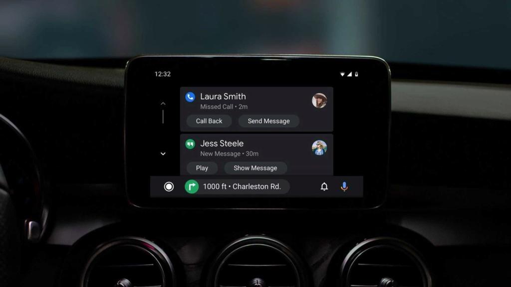 Android Auto terá novo visual e operação mais intuitiva Google12