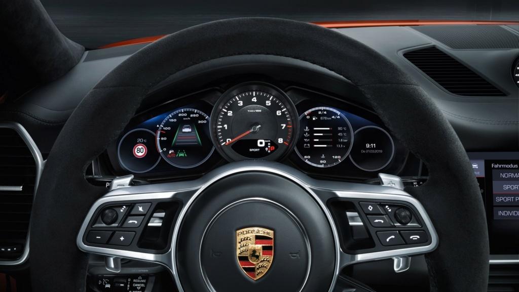 Porsche Cayenne ganha versão com carroceria 'cupê' High-c10