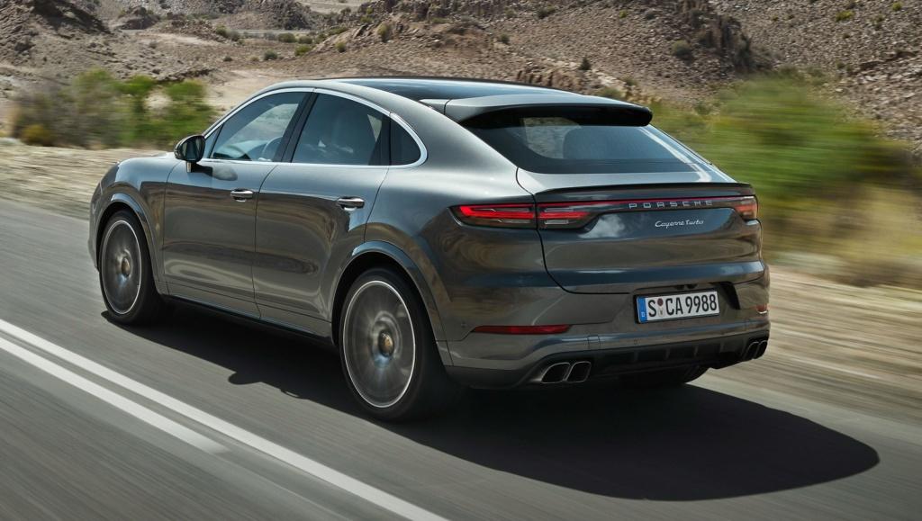 Porsche Cayenne ganha versão com carroceria 'cupê' High-c11
